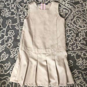 Izod school khaki uniform dress